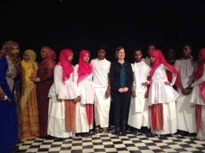 MKBF internationella kvinnodagen