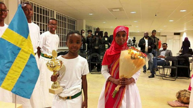 Danstävling Somalikulturfestival 5e november - MKBF